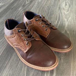 "Tommy Hilfiger ""MICHAEL"" Saddle Oxford shoes"
